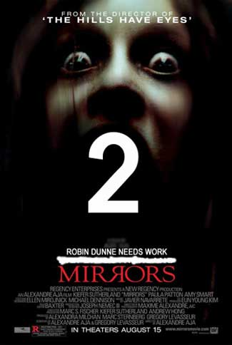 Movie 132 mirrors 2 2010 cinefessions for Mirror 2 full movie