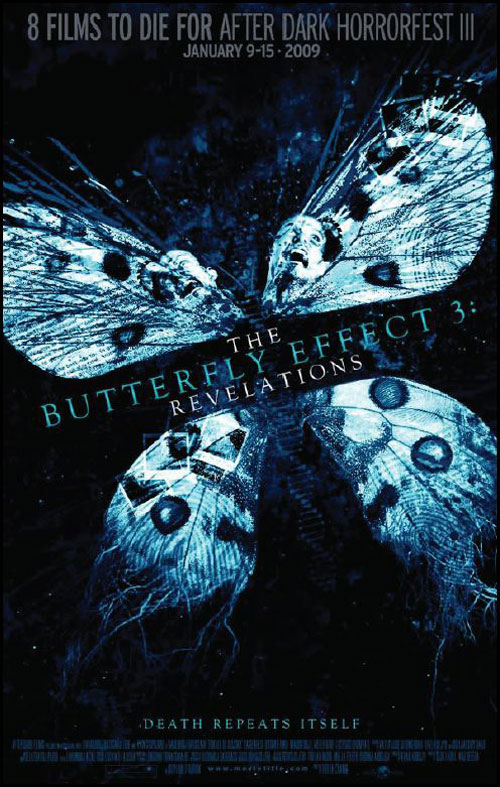 butterfly effect movie review This is a non-spoiler review of the movie - the butterfly effect movie, which was released in 2004 the tagline of the movie says: change one thing change everything.