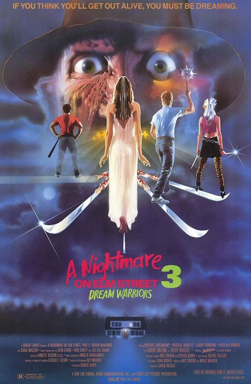 A Nightmare on Elm Street 3-Dream Warriors