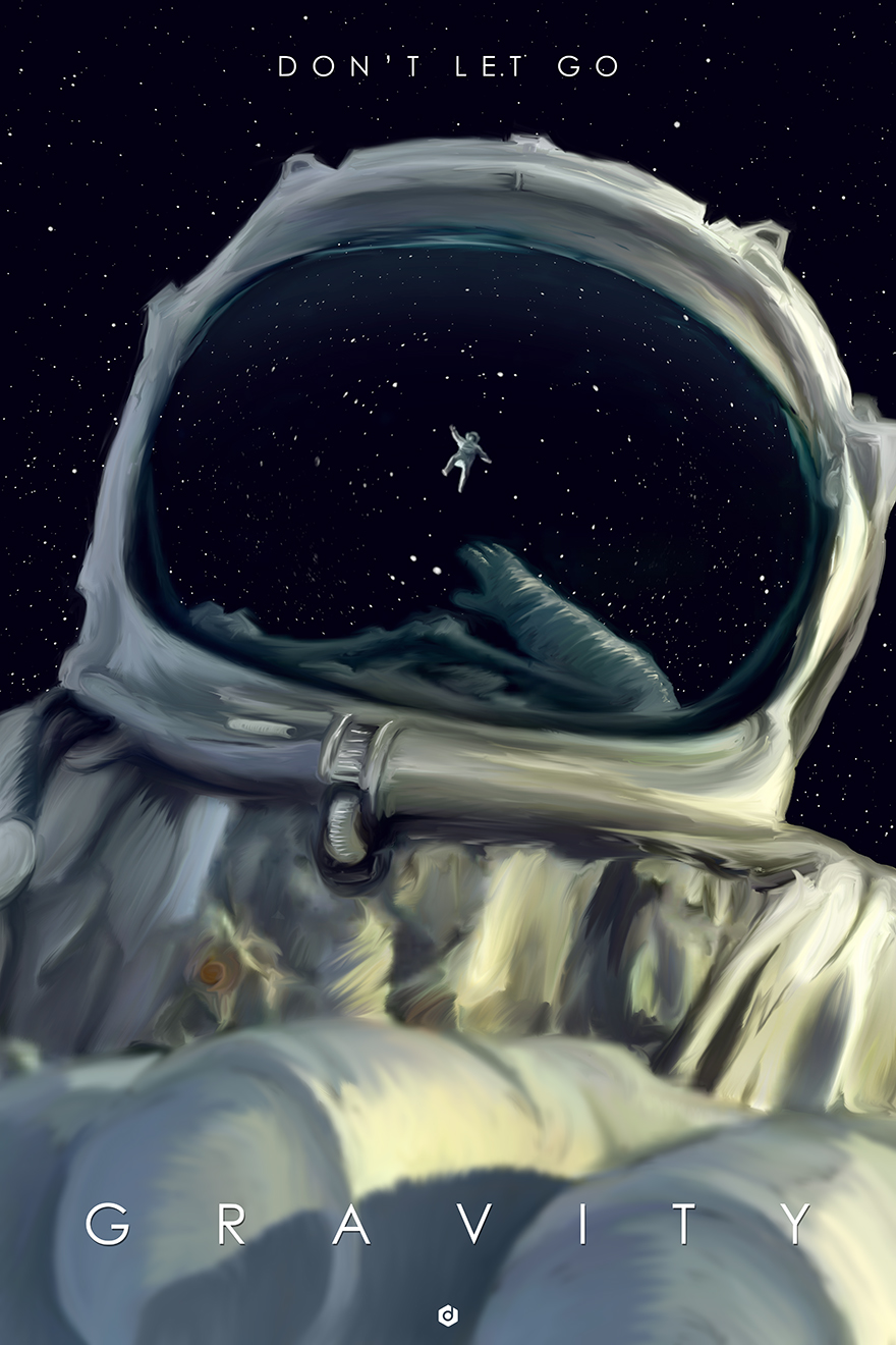 Movie Review Chris Ranson On Gravity 2013 Cinefessions