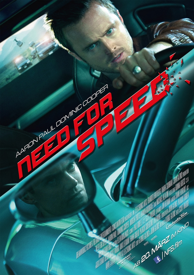 Movie Review – Chris Ranson on Need for Speed (2014