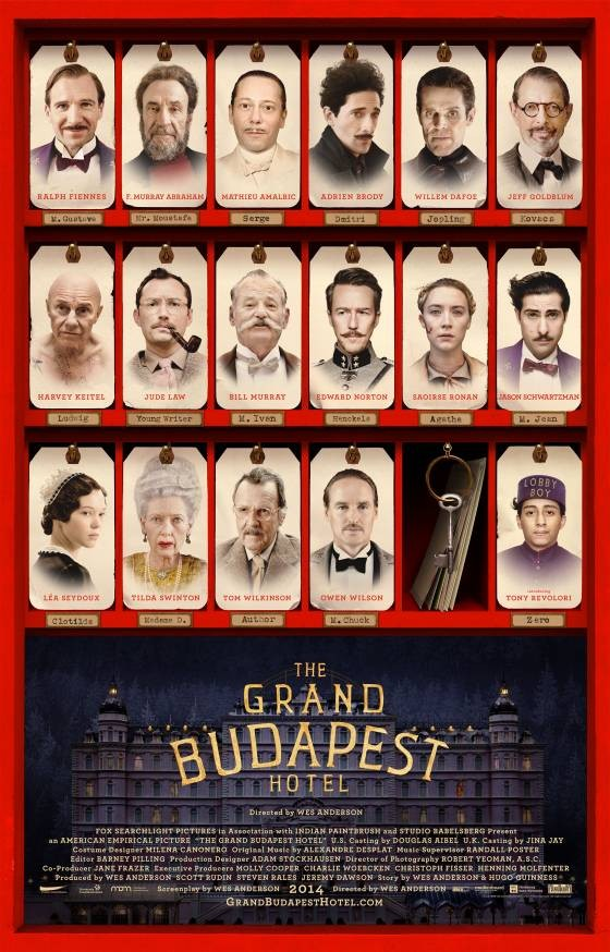 The Grand Budapest Hotel (2014) 1080p BrRip x264 - YIFY