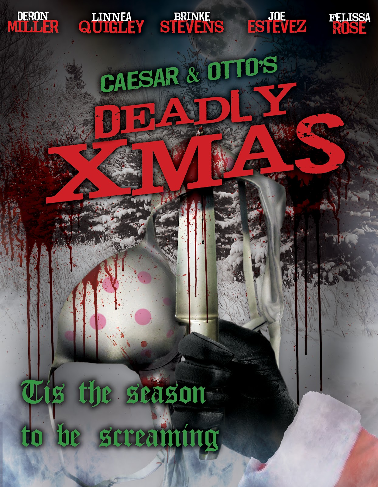 Caesar and Ottos Deadly Xmas