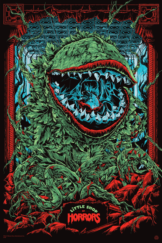 Mondo Little Shop of Horrors