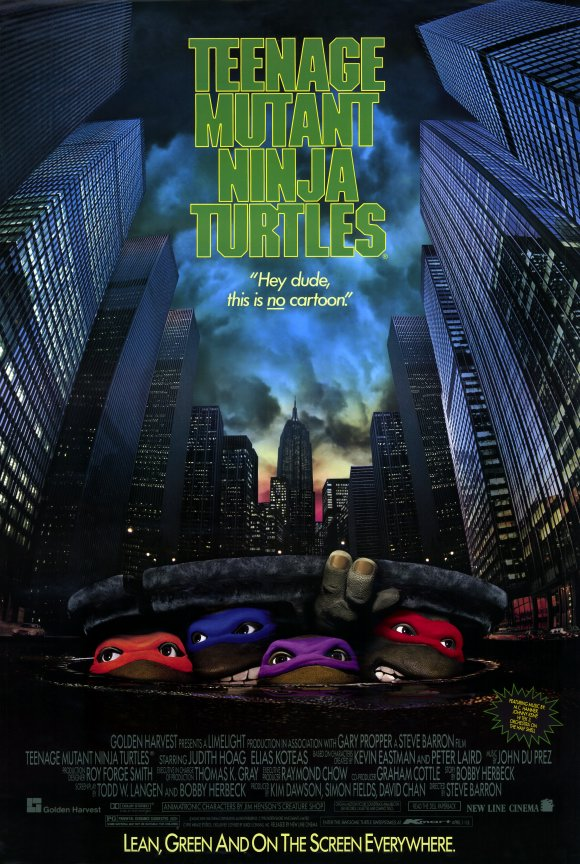 Teenage Mutant Ninja Turtles 1991